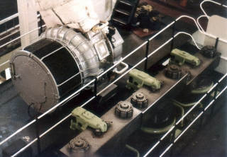 Doxford J type engine