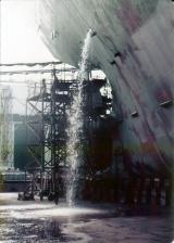 Oakworth in drydock Japan