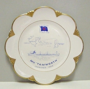 Commemorative Plate
