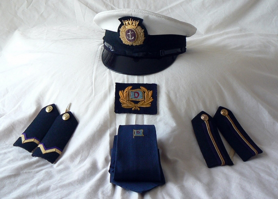 Dalgliesh uniform