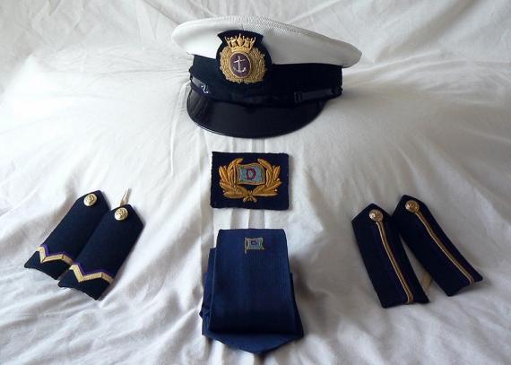 Dalgliesh uniform