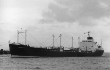 MV Tamworth